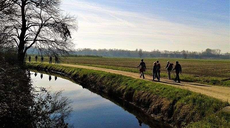 tappa Via Francigena Garlasco Pavia