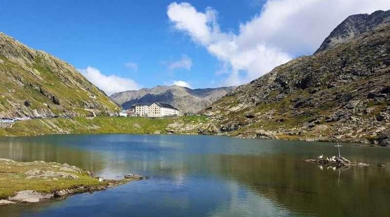 VFS – IT01 – Passo Del Gran San Bernardo – Etroubles