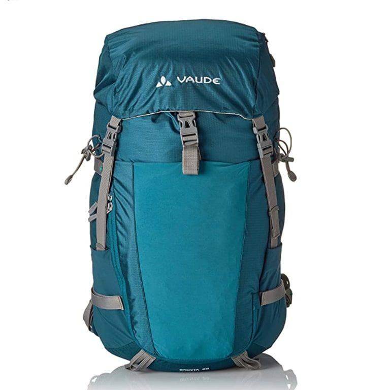 VAUDE Brenta-Zaino da Trekking da Uomo 35 litri Colore Blu idro