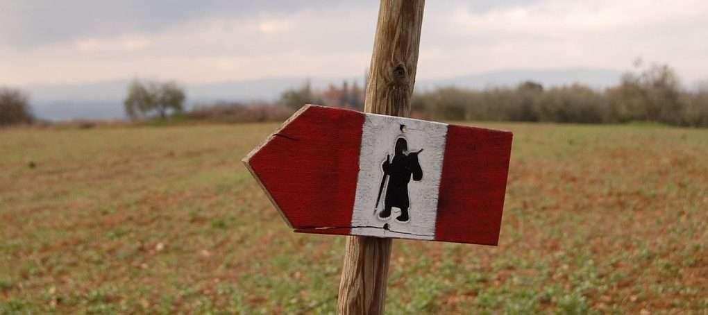 Camminando sulla Via Francigena