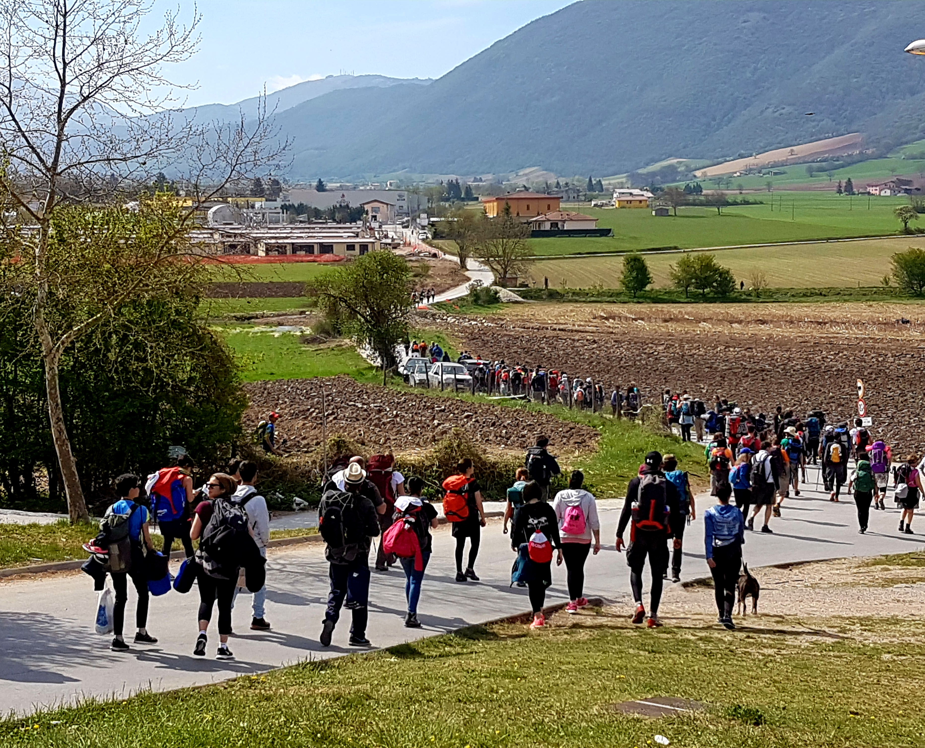 Cammino della Solidarietà da Norcia a Leonessa