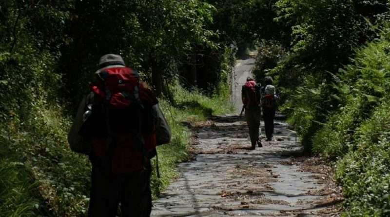 Il cammino dell'Appia antica