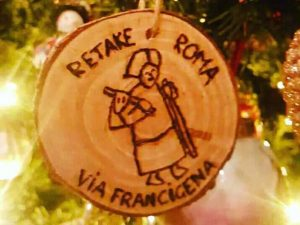 Retake Via Francigena
