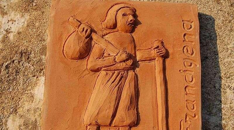 il pellegrino nel medioevo
